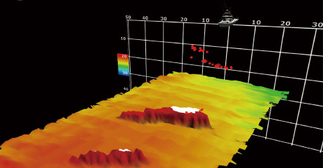 Fish Finder Features Furuno Navnet Tztouch2